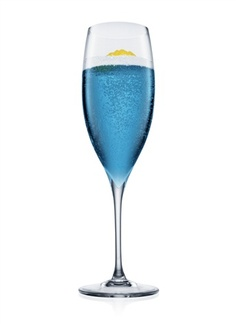 Blue Champagne